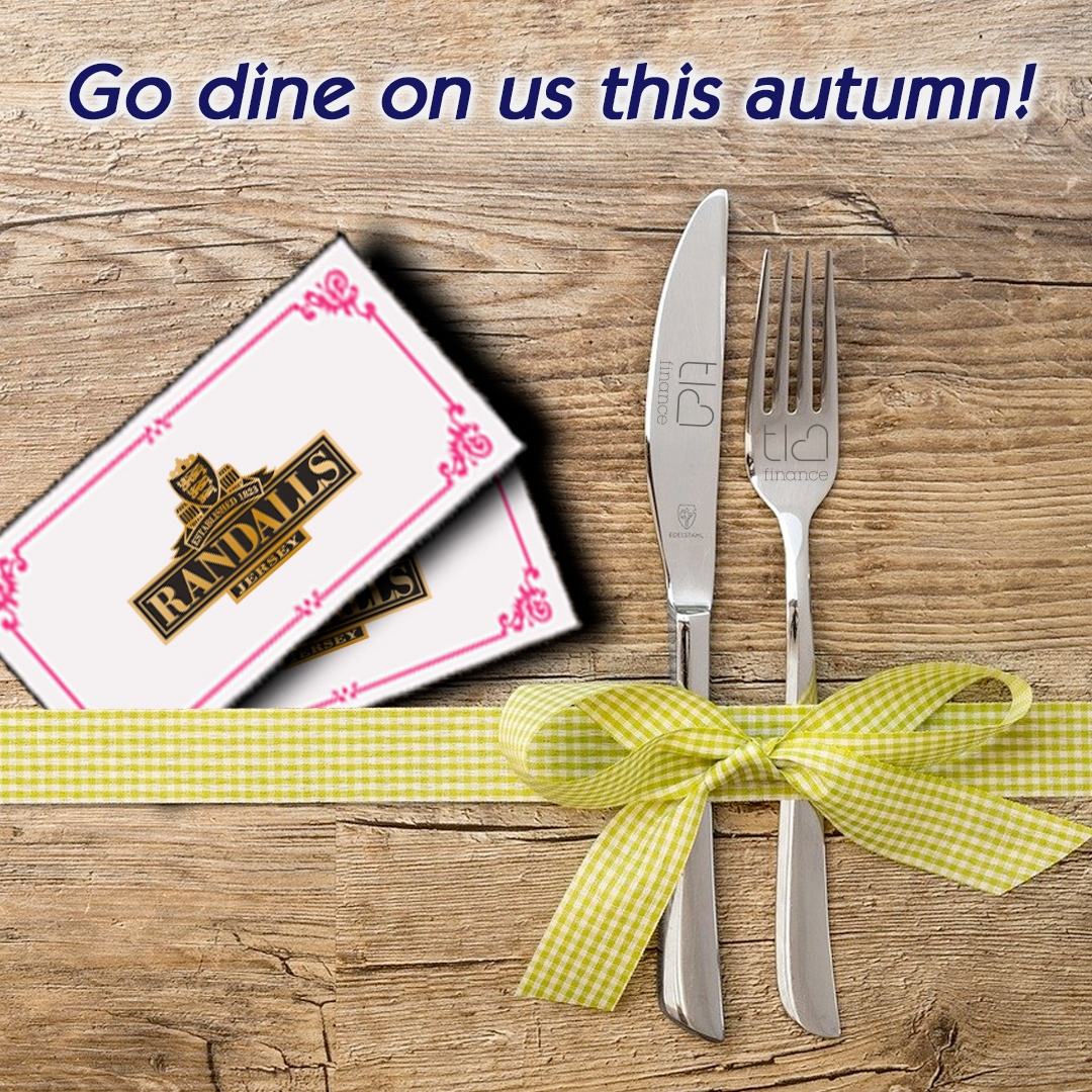 Dine with us this autumn